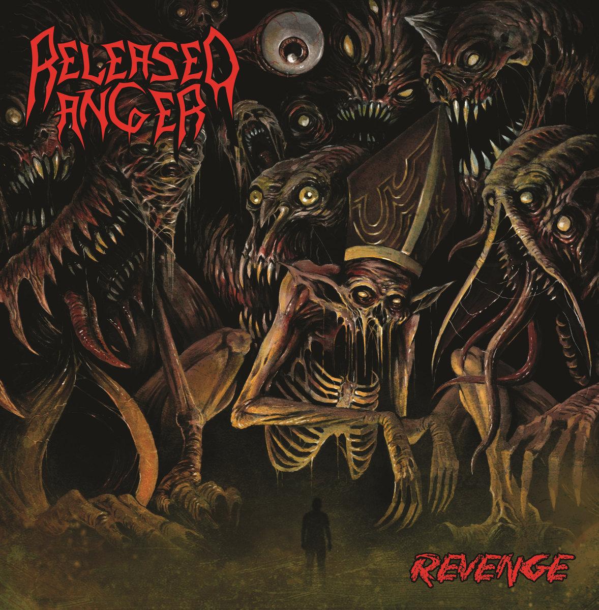 Hardcore & Metal Music: Released Anger - Revenge (2017)