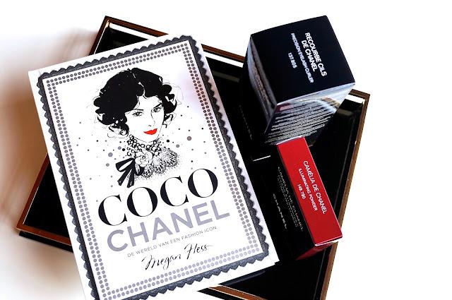 Coco Chanel, Camélia de Chanel, H&M, Recourbe Cils de Chanel