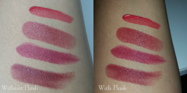 autumn lip colours