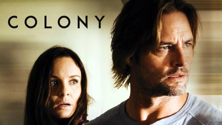 Resultado de imagem para Colony serie posters