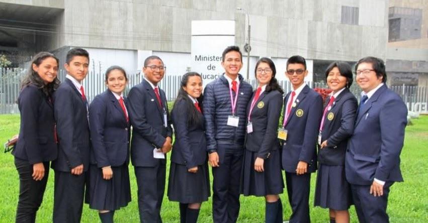 COAR: Estudiantes de los Colegios de Alto Rendimiento afianzarán en Perú conocimientos adquiridos en Japón