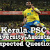 Kerala PSC Model Questions for University Assistant - 76