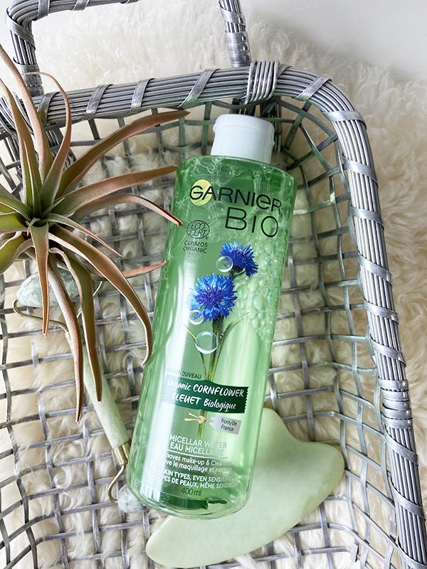 Garnier Bio Organic Cornflower Micellar Water