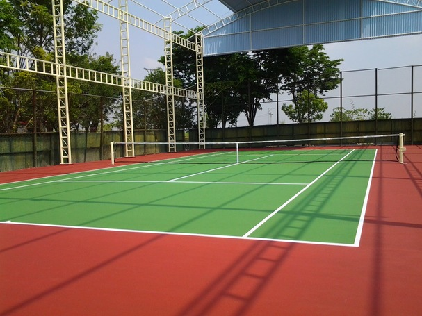 Cat Lapangan Tenis Terbaik untuk Outdoor, Cat Khusus lapangan Tenis, Cat Lantai Lapangan Tenis, Cat Pelapis Lapangan Tenis, Cat Buat Lapangan Tenis, Cat Untuk Lantai Lapangan Tenis