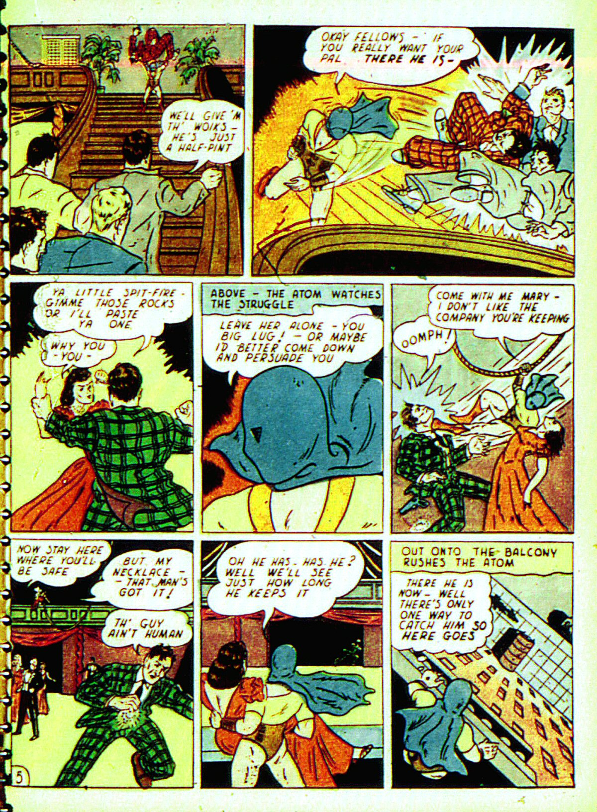 Read online All-American Comics (1939) comic -  Issue #20 - 26