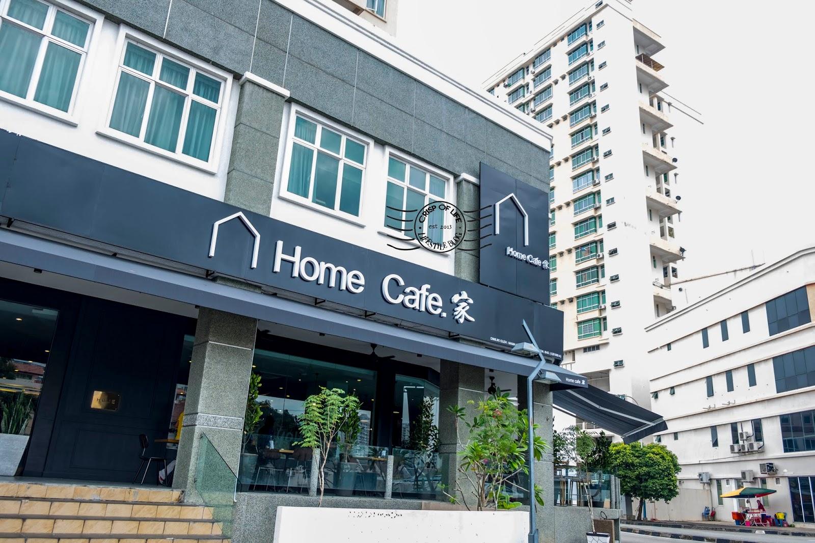 Home Cafe @ Alora Hotel, Penang