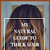 My natural 100% Bio Hair care routine