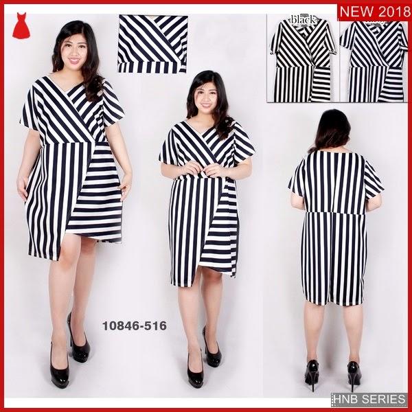 HNB227 Model Evi Dress Tali Ukuran Besar Jumbo BMG Shop