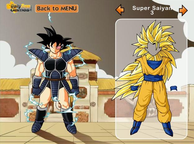 Juego De Vestir A Goku De Dragon Ball Kai Dragón Ball Kai