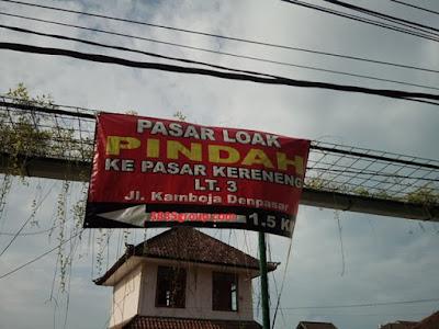 Pasar Loak Denpasar