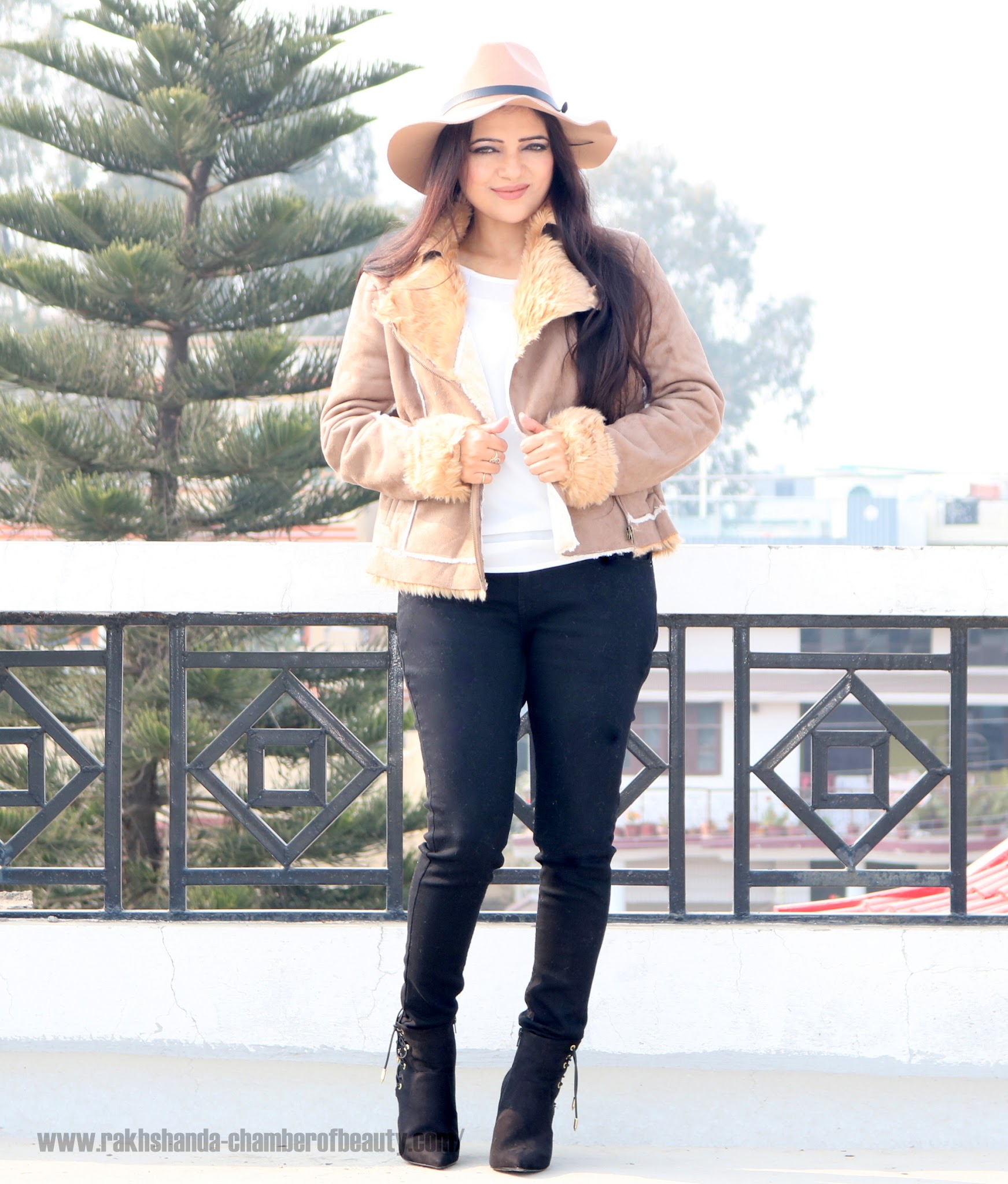 How to wear a suede jacket, Choies suede jacket