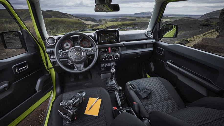 The 2019 Suzuki Jimny | Details Engine And Safety Specs