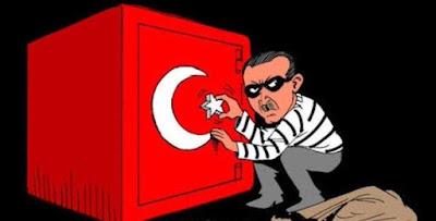 تسريب صوتى, فساد العائلة, تركيا, اردوغان حرامى,