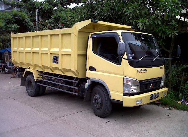 mobil dam truk modifikasi