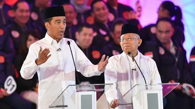 Jokowi Dituding Nyontek saat Debat, PBNU: Biar Tak Salah Sebut Data