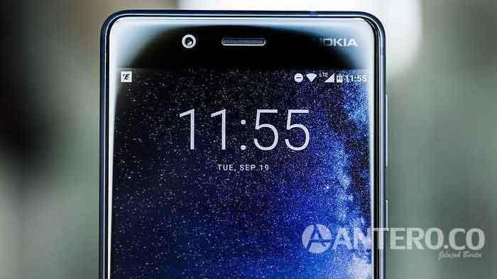 Kamera Nokia 8