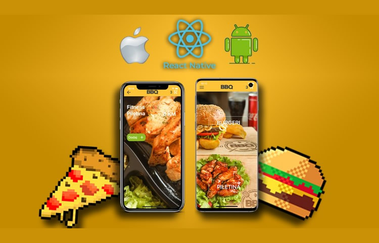 Create a Cross Platform Food Delivery App with React Native