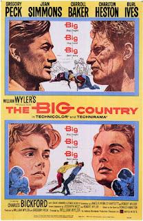 The Big Country (1958) สองสิงห์จ้าวปฐพี [Soundtrack บรรยายไทย]