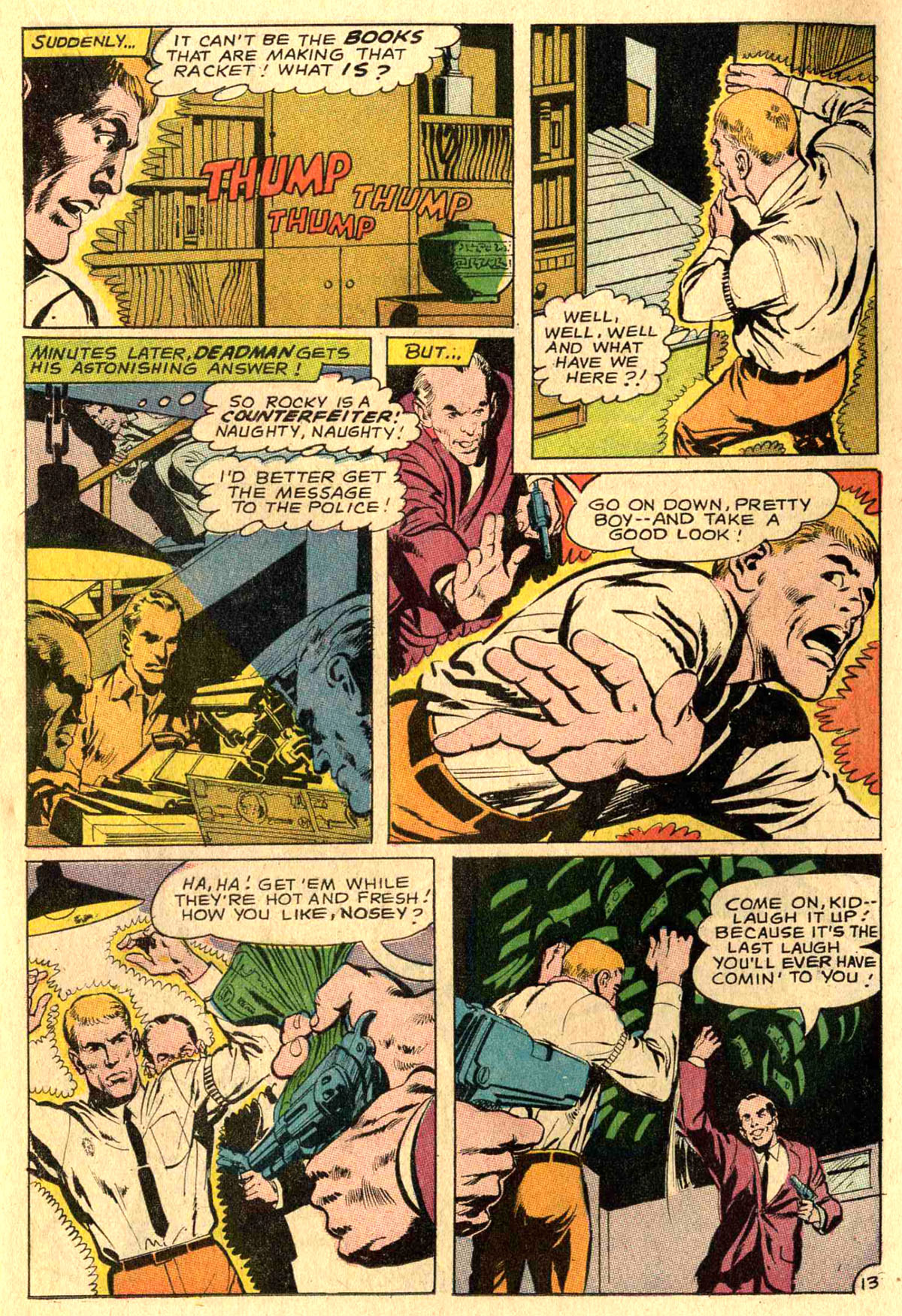 Strange Adventures (1950) issue 207 - Page 19