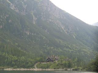 Refugio Morskie Oko y Czarny Staw en Zakopane, Polonia