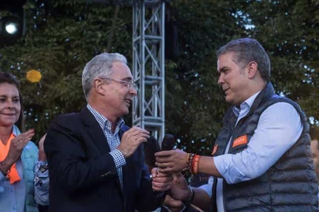 Documentos norteamericanos desclasificados revelan  vínculos de Uribe con el narco