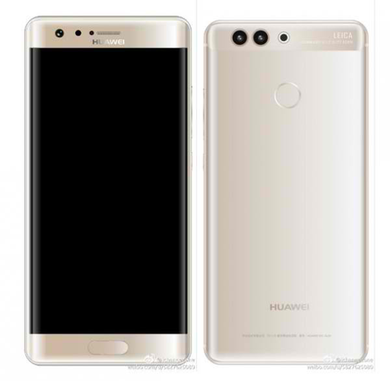 Huawei P10 Plus Renders Leaks!