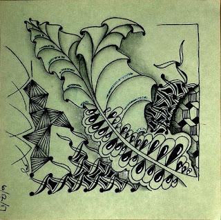 Refresher #35 with Patterns: Munchin, Dragonair, Bluebonnets, Casella, Dancet