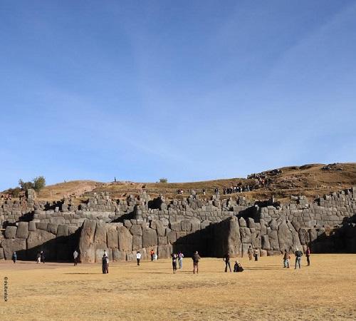 Conjunto Arqueológico de Sacsayhuaman