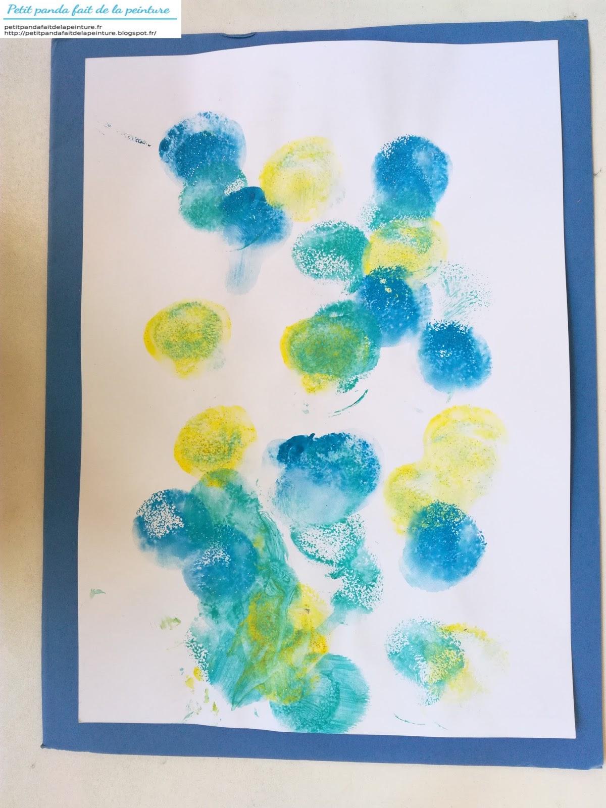 petit panda fait de la peinture peinture de la mer et du With delightful commentaire preparer une couleur de peinture 0 petit panda fait de la peinture peinture de la mer et du