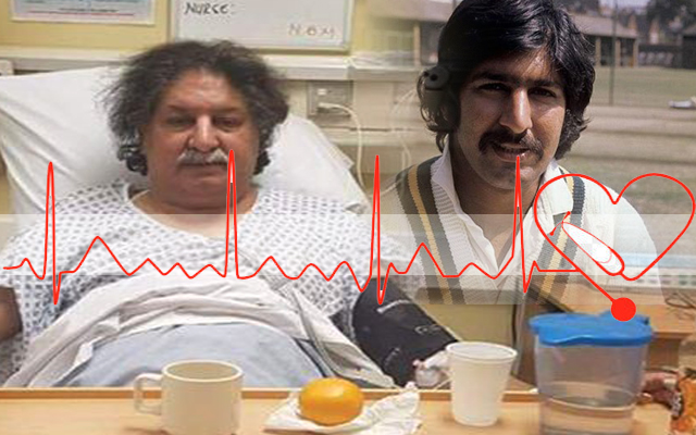 sarfaraz nawaz now cardio patient