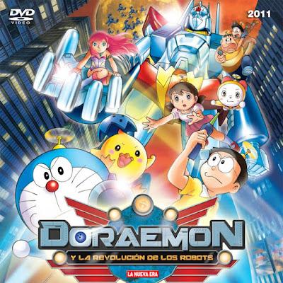 Doraemon y la Revolución de los robots - [2011]