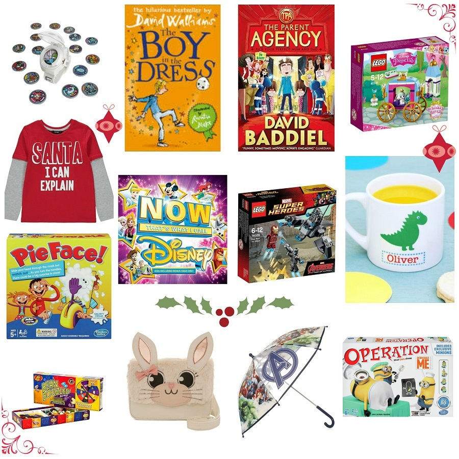 Gift Guide for Kids, Stocking Fillers, The Style Guide Blog, Christmas gift ideas for kids