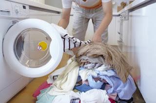 Pisahkan saat mencuci