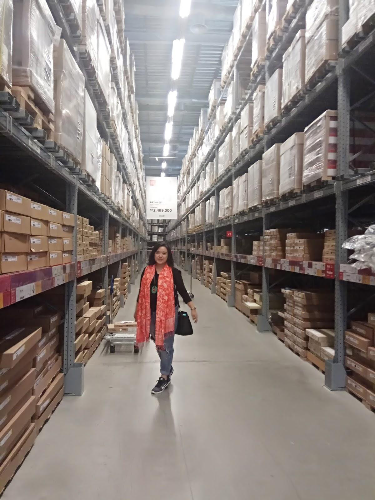 Jalan Jalan Ke Ikea Alam Sutera