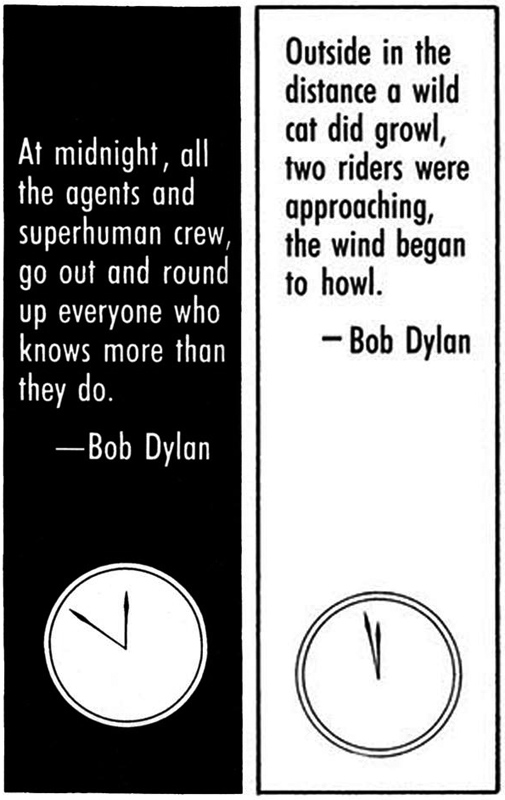 watchmen and chapter Chapter summary for alan moore's watchmen, chapter 7 summary find a  summary of this and each chapter of watchmen.