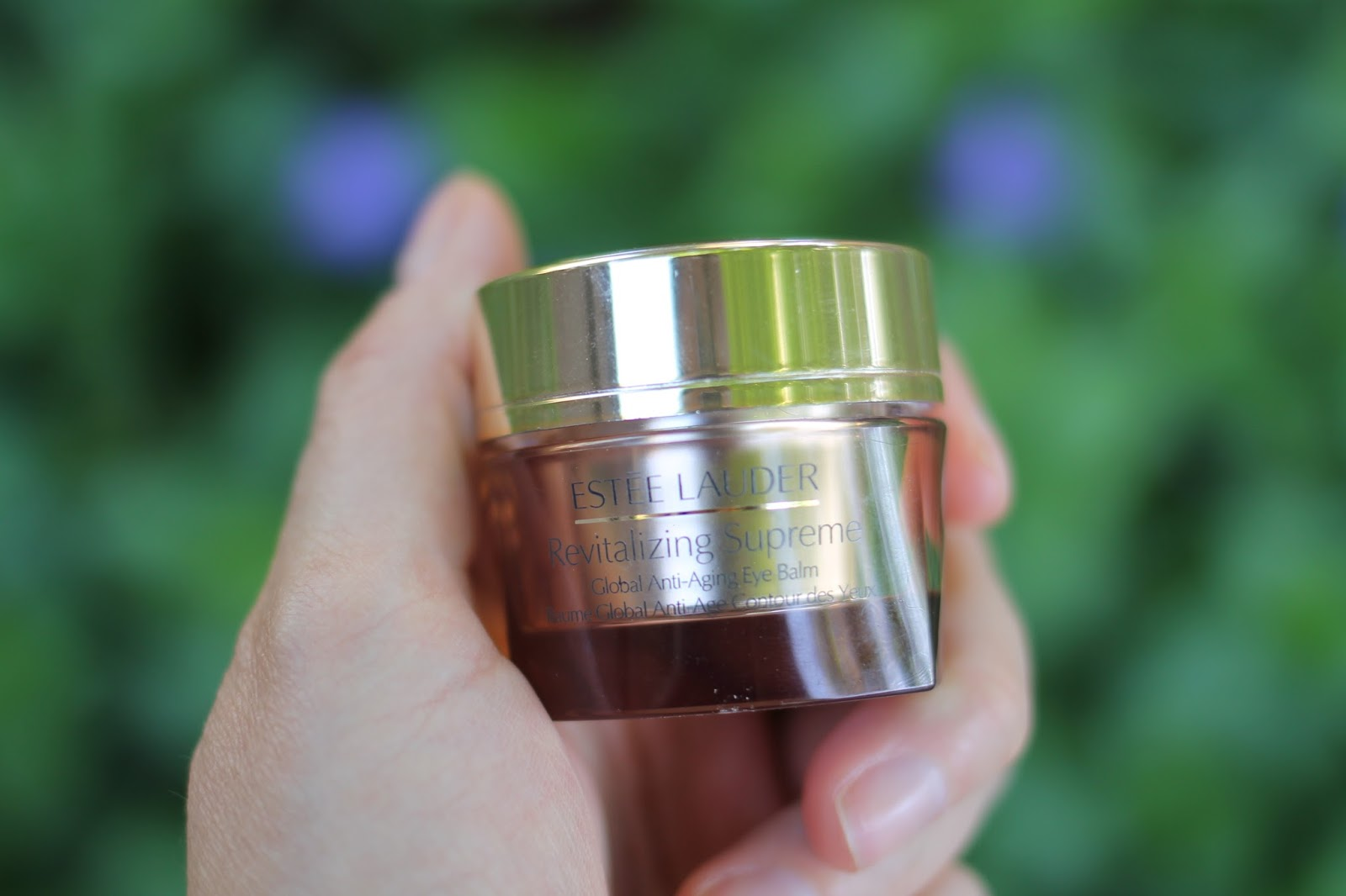 estee Lauder anti aging eye balm review