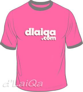 T-shirt dlaiqa.com