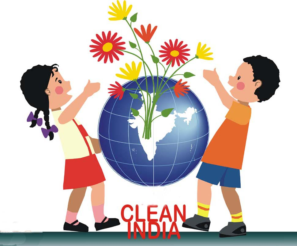 clean india Mahatma gandhi was mindful of the poor position of indian rural people at that time and he dreamt of a cleaner india, where he emphasized on cleanliness and sanitation as an intact function of .
