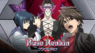 جميع حلقات انمي Busou Renkin مترجم عدة روابط