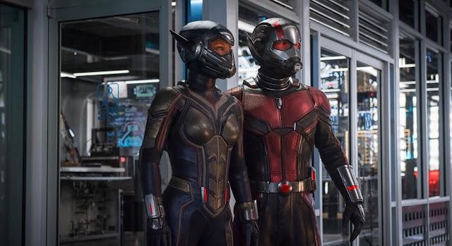 """Crítica: """"Ant-man y la Avispa"""" (2018), de Peyton Reed"""