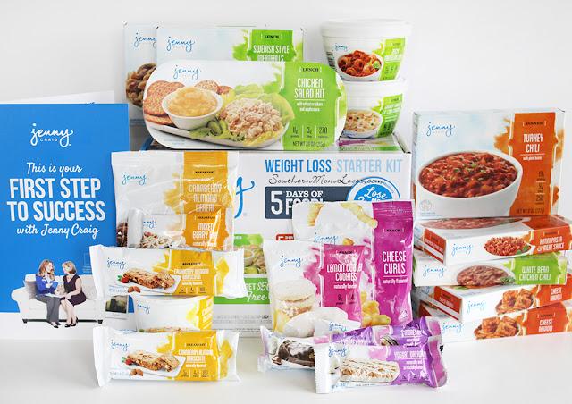 Jenny Craig New Food Items