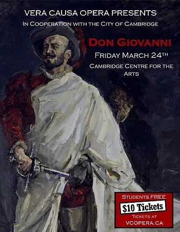 Don giovanni the characters and their