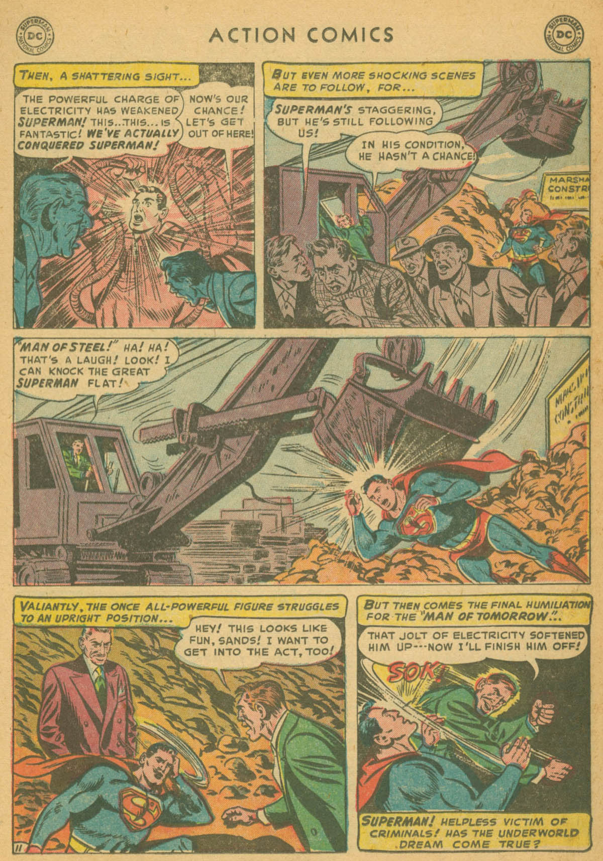 Read online Action Comics (1938) comic -  Issue #178 - 13