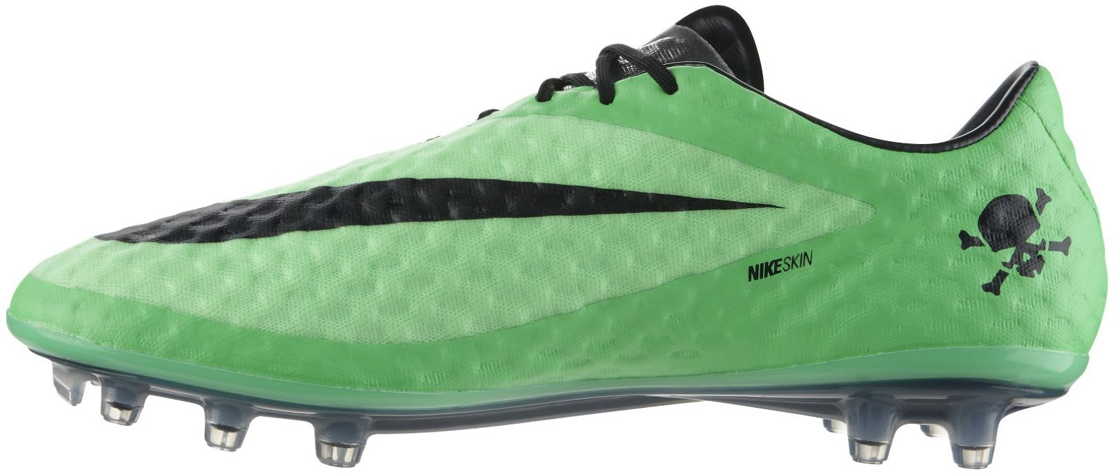 low priced 4b94d d86f3 nike hypervenom light green