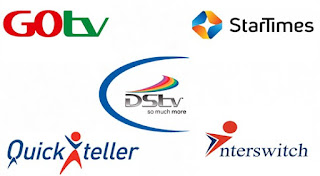How To Pay For Dstv-GoTv-StartimesTv-subscription-Online-Mobile-Phone