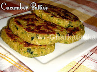 Kheere ki Patties