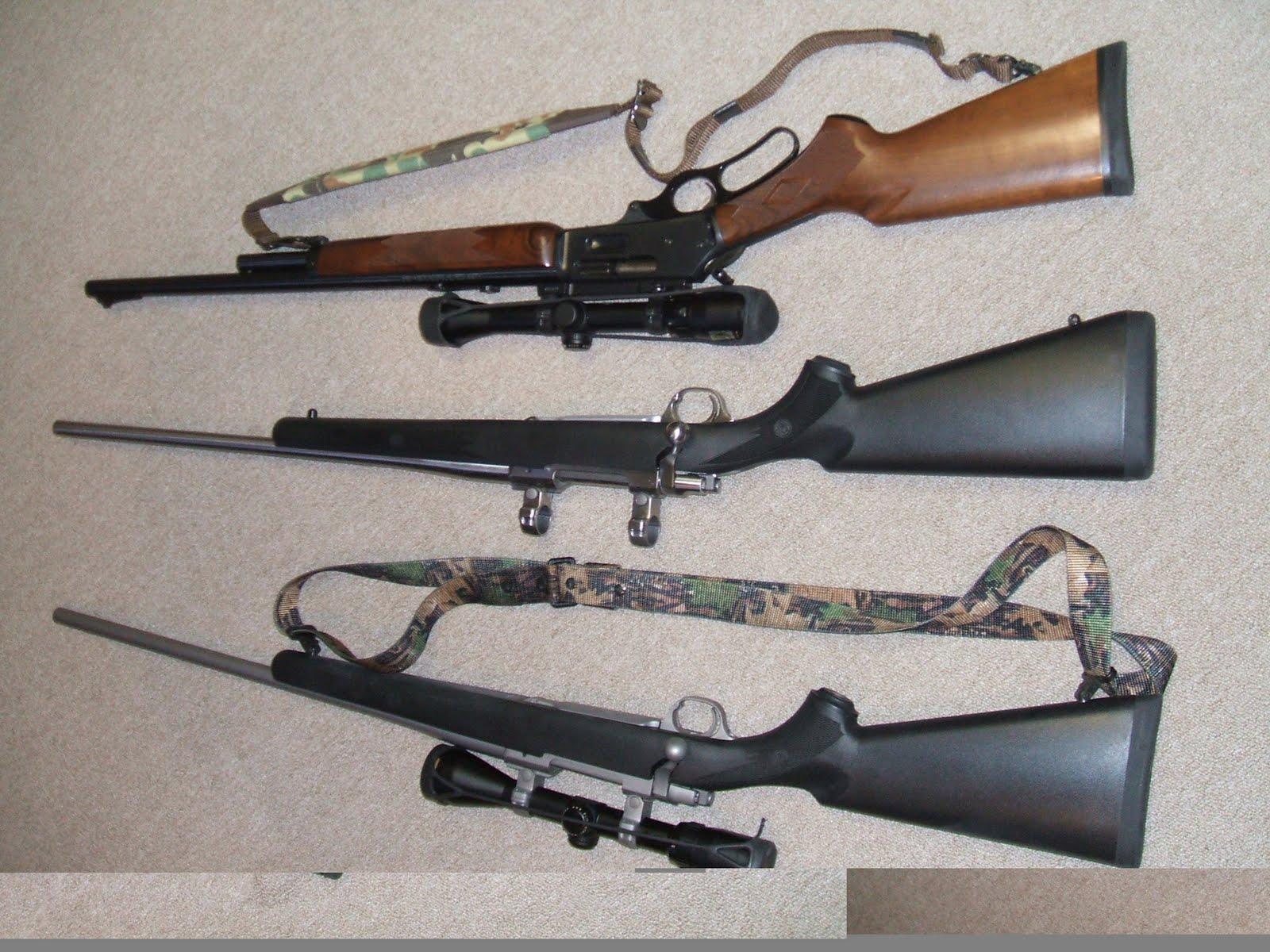 GunsAndOptics: 3 Rifles and 4 Loads for Bear Hunting