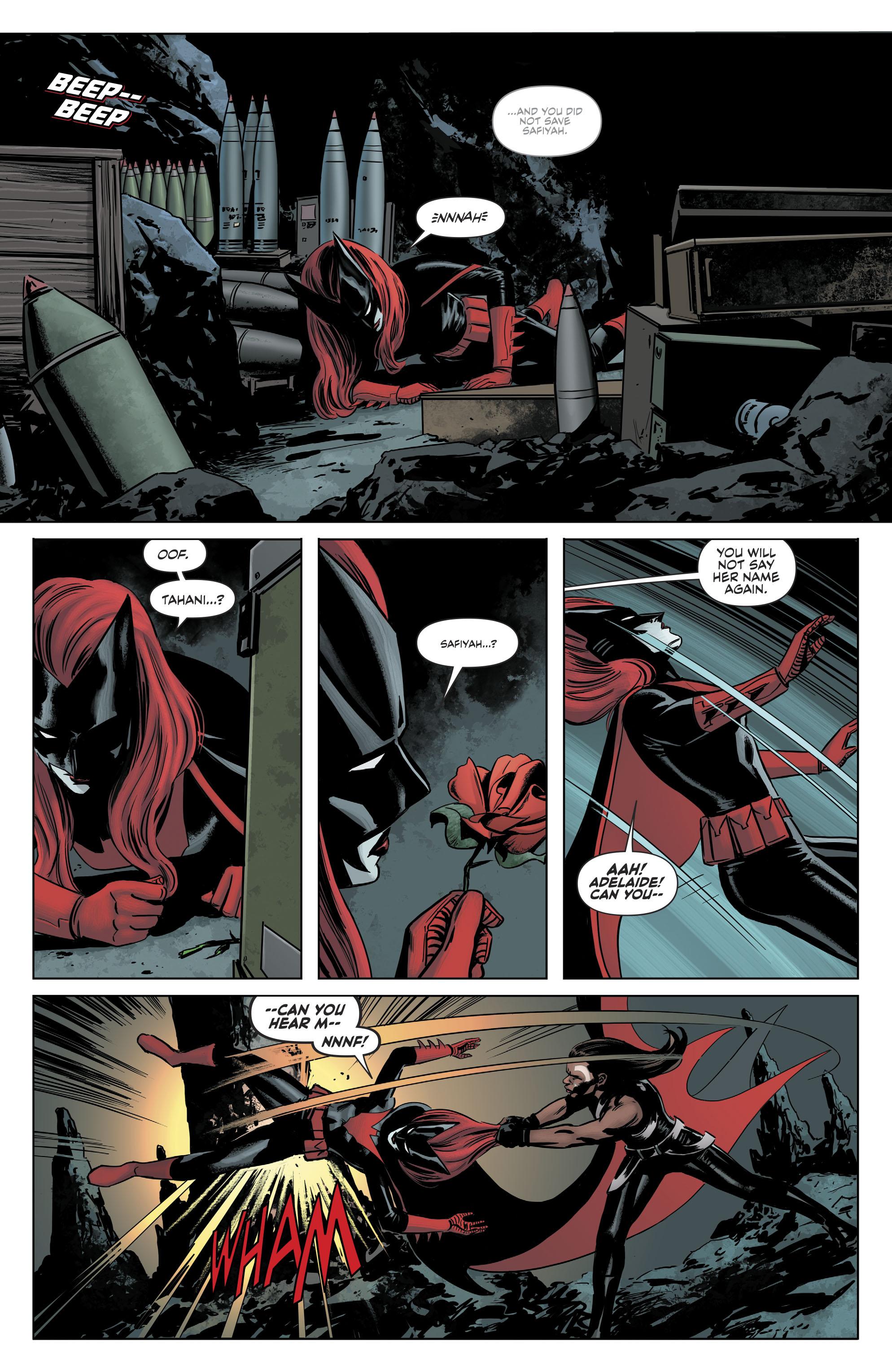 Read online Batwoman (2017) comic -  Issue #4 - 9