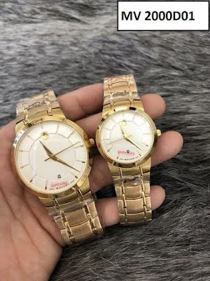 Đồng hồ đeo tay Movado 2000D01 quà tặng người yêu ý nghĩa và sâu lắng
