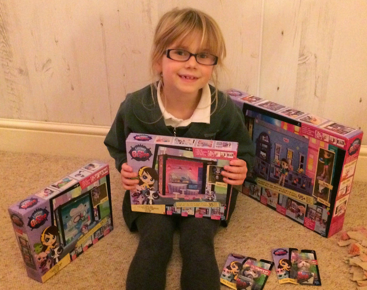 Me And My Shadow Littlest Pet Shop Play Sets Review